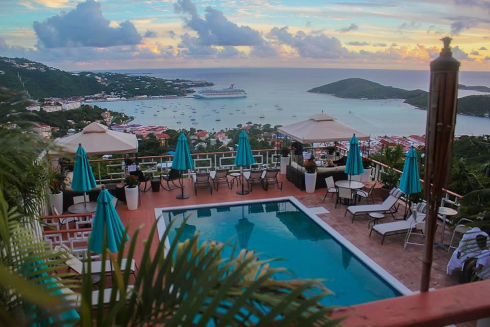 Location Charlotte Amalie